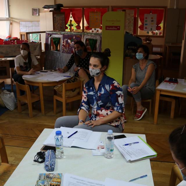 Treći ciklus edukacije u dječjem vrtiću Župa dubrovačka