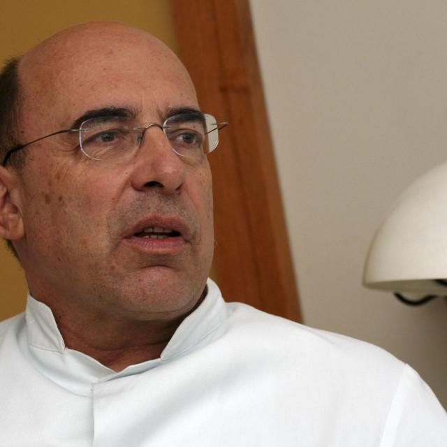 Dr. Darko Radman, bivši pedijatar u zadarskoj Općoj bolnici