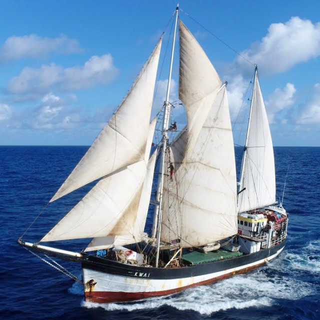 Jedrenjak Kwai