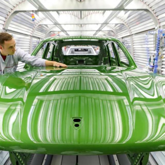 Porscheova tvornica u Leipzigu