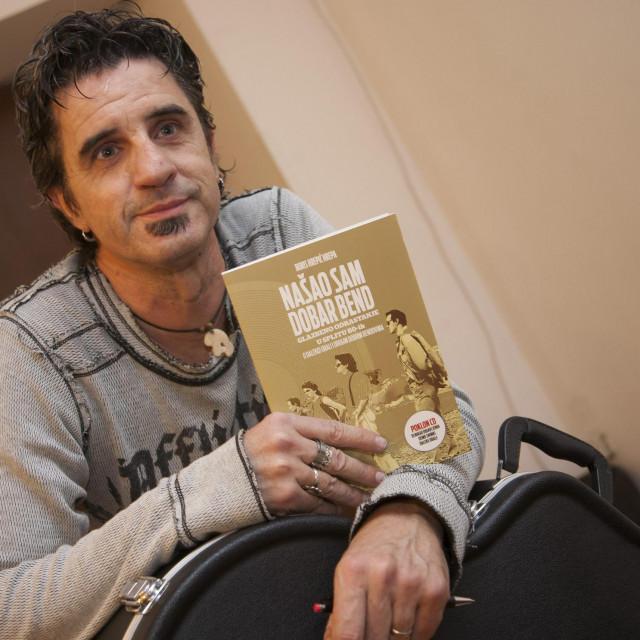 Boris Hrepić na promociji autobiografije prije pet godina<br />