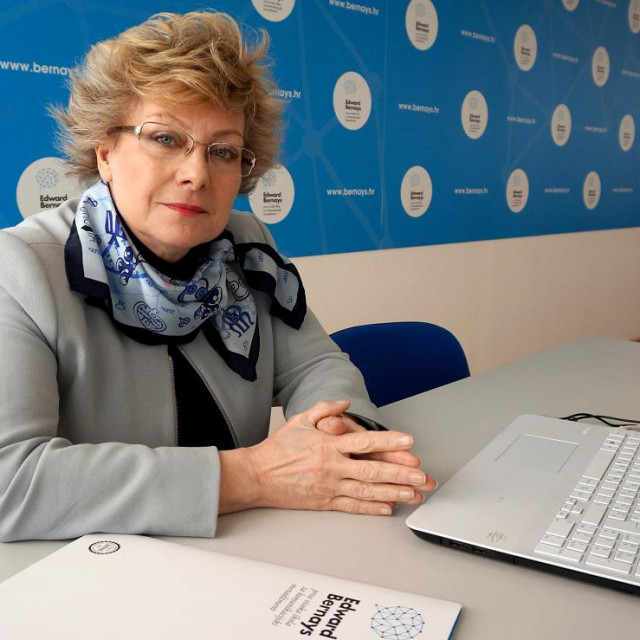 dr.sc. Romana Lekić, pročelnica odjela turizma na Edward Bernays University Collegeu