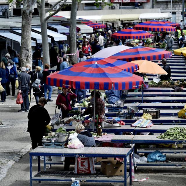 Splitske tržnice i ribarnice su u nikad gorem stanju, smatraju oporbenjaci