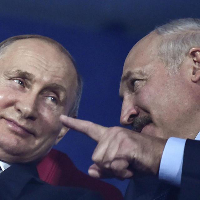 'Putin i ja, prijatelja dva...'
