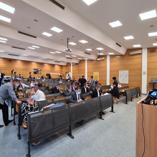 Sjednica Gradskog vijeća održava se na Novom Kampusu