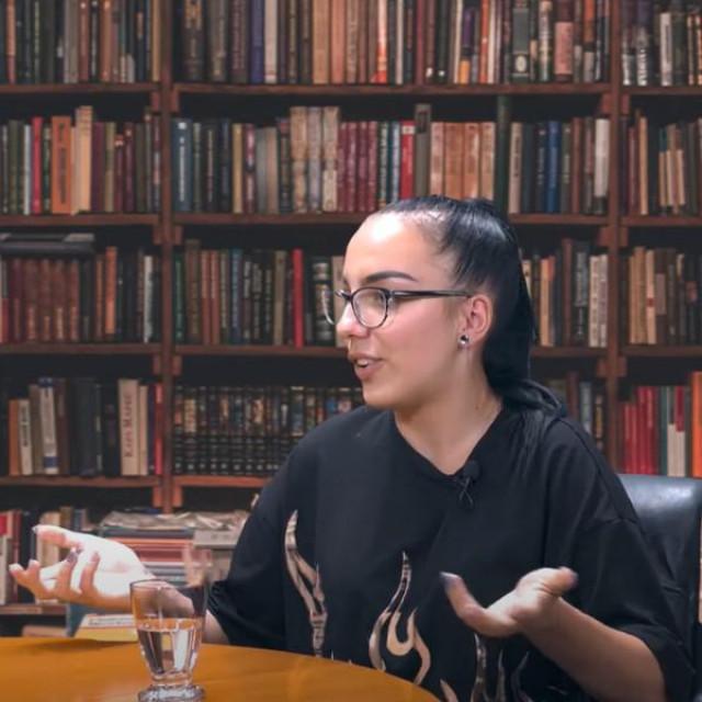 Doris Stanković jena podcastu Željki Markić rado odgovorila na sva pitanja