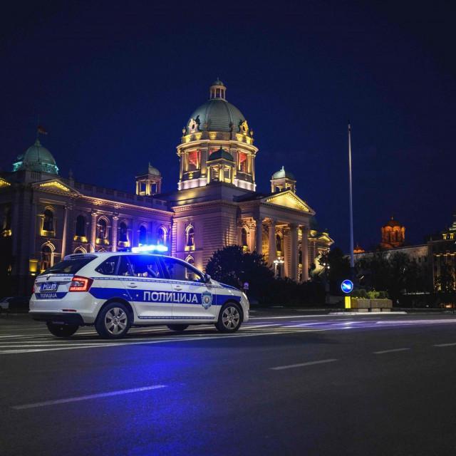 Prizor iz glavnog grada Srbije