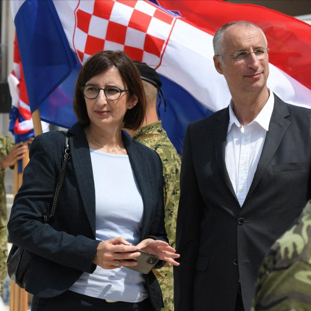 Na fotografiji: Marijana i Ivica Puljak
