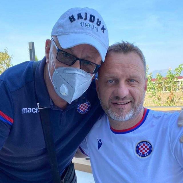 Hari Ujkanović i Hari Vukas