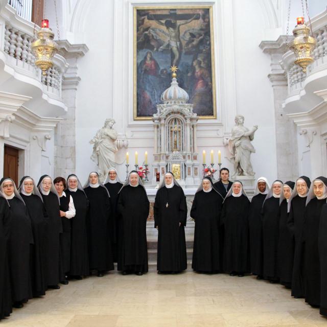 Zadarske benediktinke