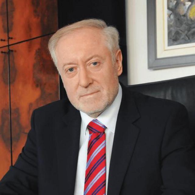 Rektor Libertas međunarodnog sveučilišta Duško Pavlović