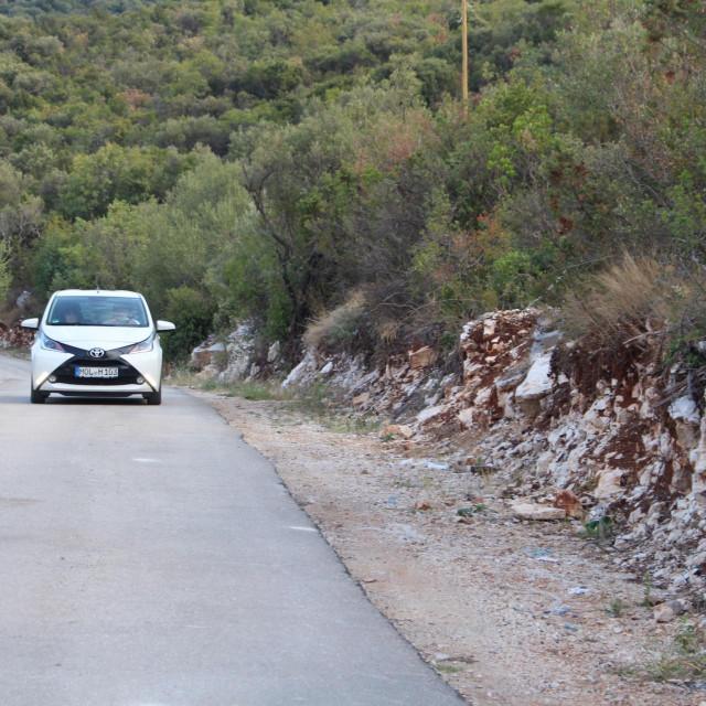 Proširenjem će cesta Žuronja-Brijesta postati lakša za promet
