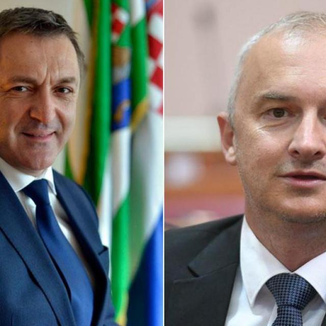 Dražen Barišić i Vinko Grgić