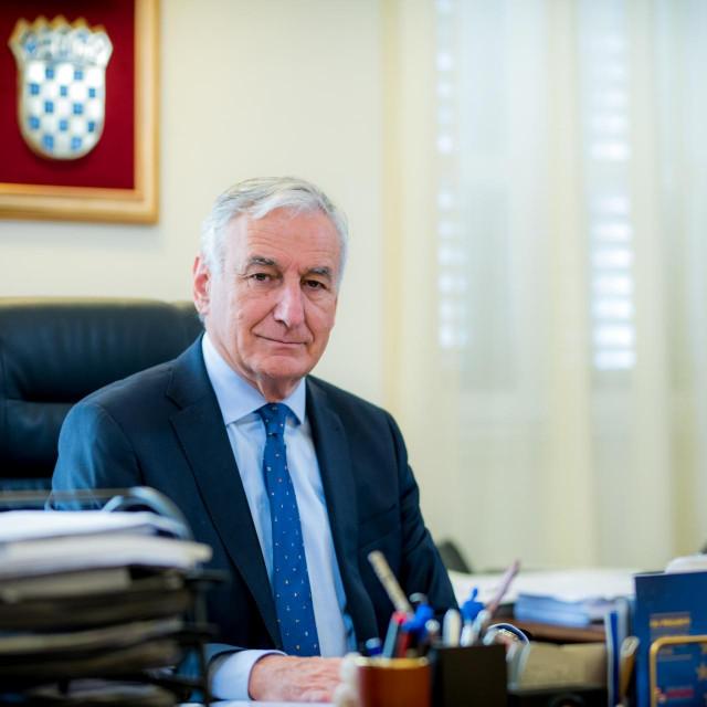 Nikola Dobroslavić, župan dubrovačko-neretvanski