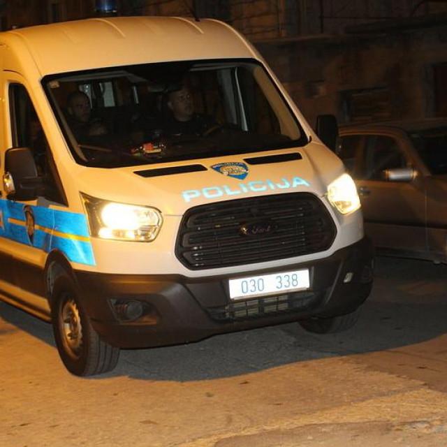 Ubojstvo u Rogotinu, policija