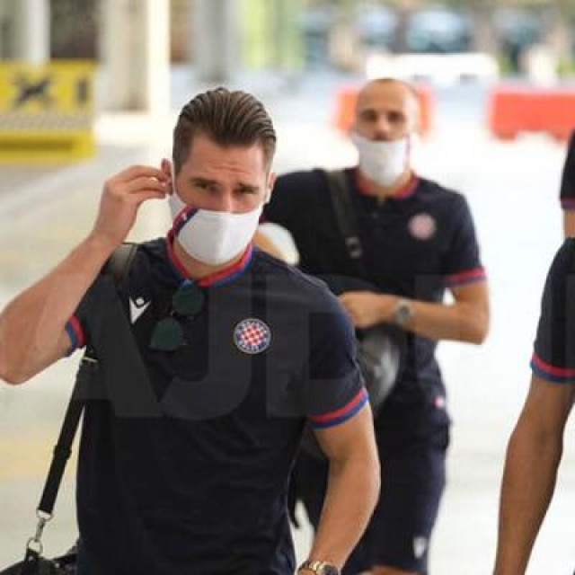 Hajdukovci kreću ranije na put