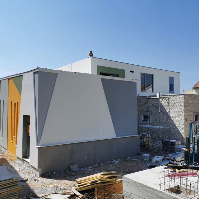 Radovi na novom objektu Dječjeg vrtića u Pirovcu privode se kraju