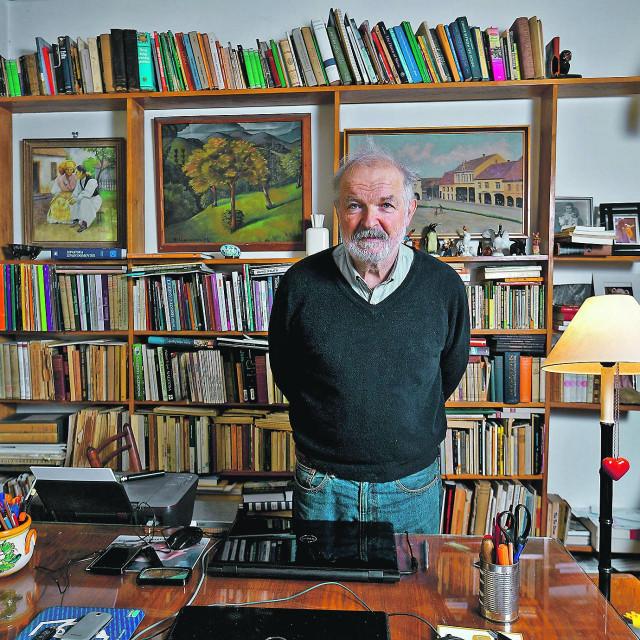 Vladimir P. Goss, hrvatsko-američki znanstvenik, pisac i novinar
