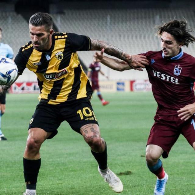 Marko Livaja otvorio je AEK-u put prema pobjedi