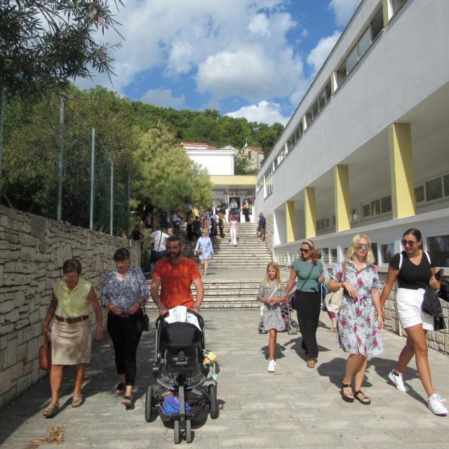 osnovna škola Petra Kanavelića,Korčula