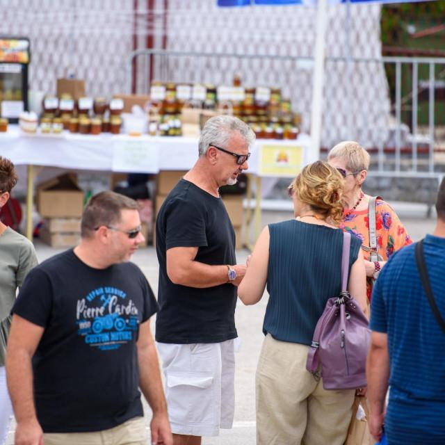 Subota na Mediteranskom sajmu u Dubrovniku