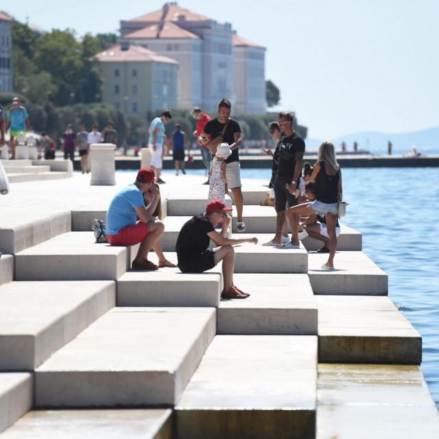 Zadarska i šibenska turistička 'razglednica'