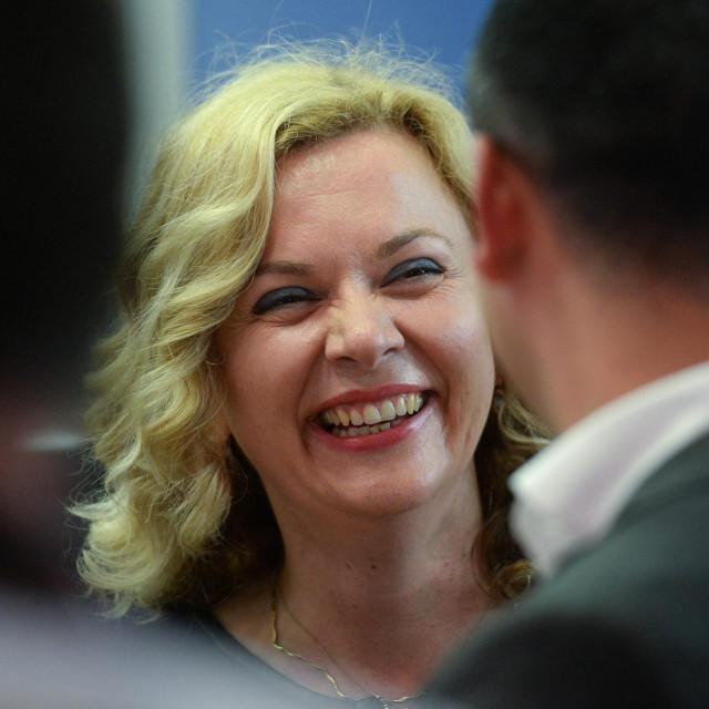 Željana Zovko, HDZ-ovka u Europskom parlamentu