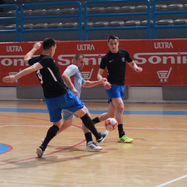 Rezultati utakmica II. kola 1. ŽMNL.
