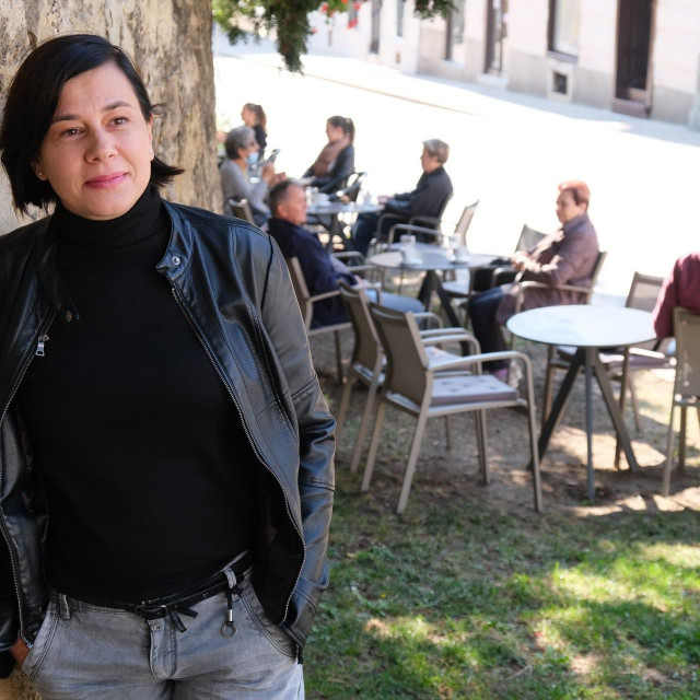 Olja Savičević Ivančević: Moj Pjero je prvašić, nekad mi kaže 'Dosta je bilo Zagreba, vraćamo se u Hrvatsku', ali prijatelja iz škole već zove 'Ej, buraz'