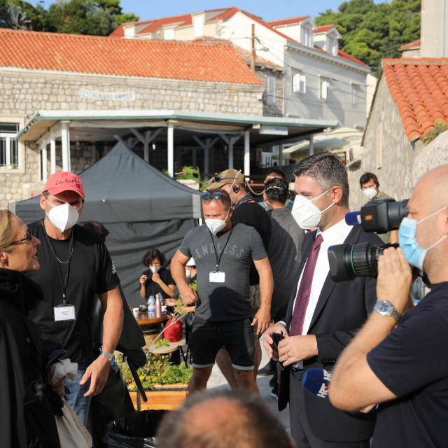 """Gradinačelnik je posjetio filmsku ekipu """"Islandera"""""""