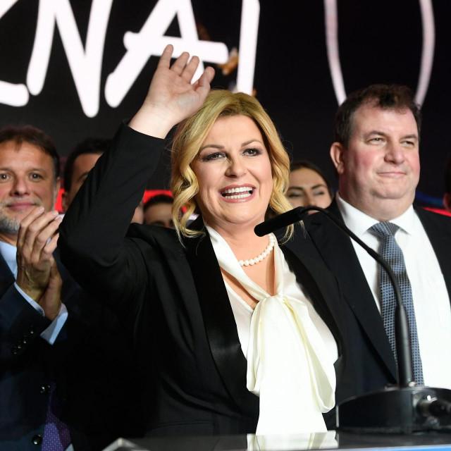 Kolinda Grabar-Kitarović i njezin suprug Jakov Kitarović