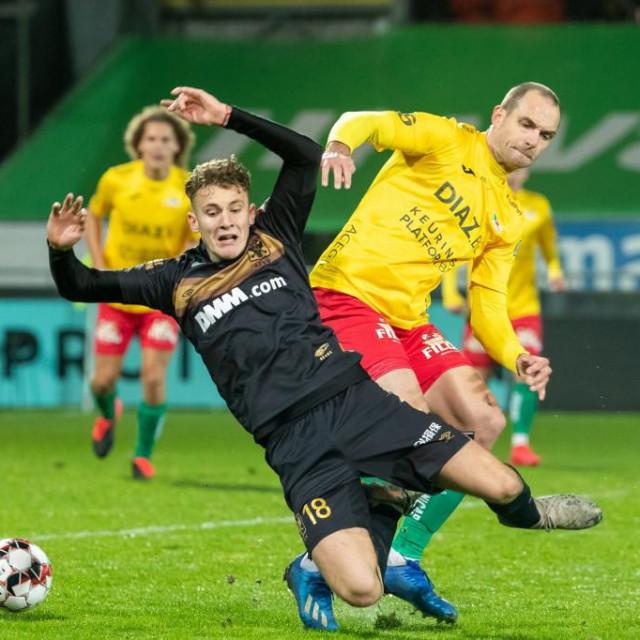Goran Milović dvije je godine igrao za belgijski Oostende