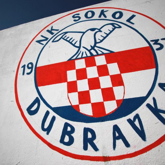 Novo ruho igrališta Nogometnog kluba Sokol u Dubravci - kolovoz 2020. godine foto: Tonči Vlašić