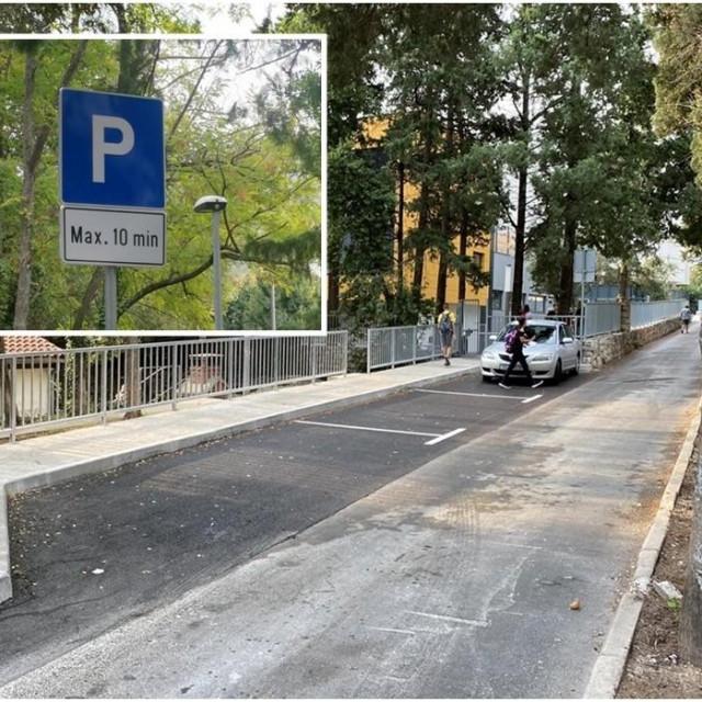 Šest novih parkirališnih mjesta na dijelu Ulice Marka Marojice