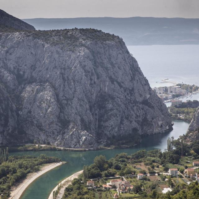 Kanjon rijeke Cetine