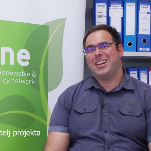 Ive Surić, voditelj projekta IRENE