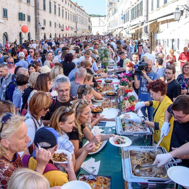 Za ovakvo lice 'Good food festivala' morati ćemo pričekati iduću godinu