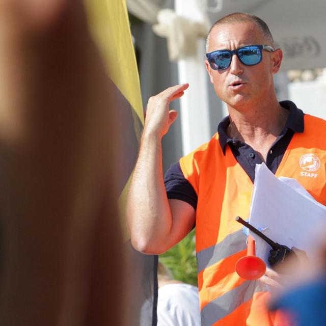 Daniel Marušić, Triatlon klub Dubrovnik foto: Tonči Vlašić