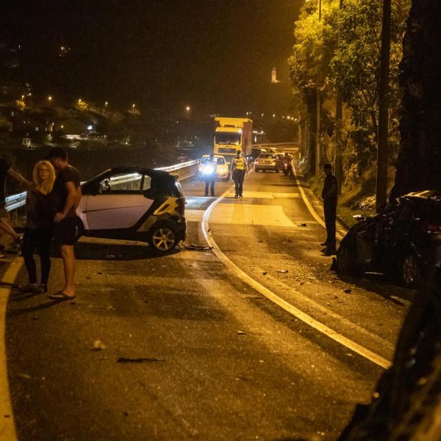 Prometna nesreća u Sustjepanu
