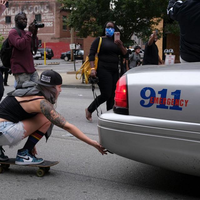 Ulični neredi u Louisvilleu