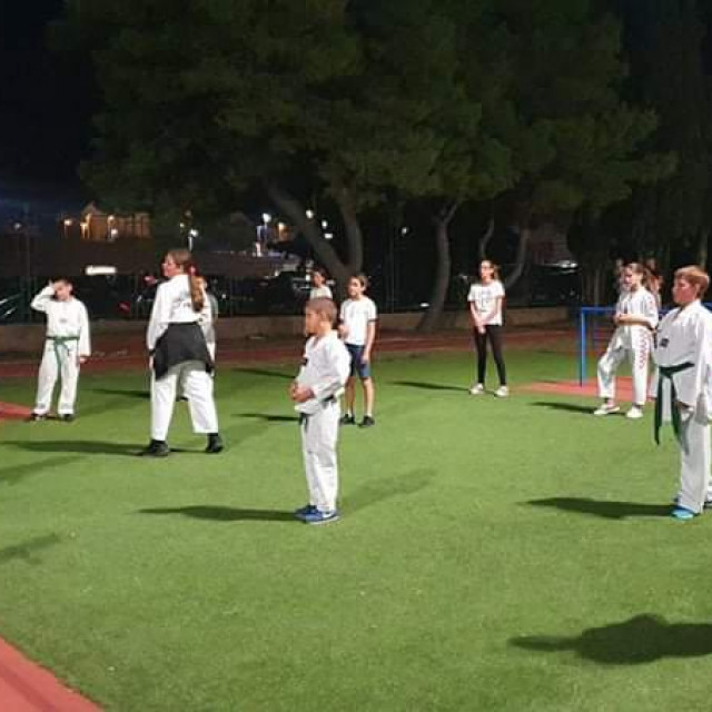 Taekwondo KLUB plOVANIJA