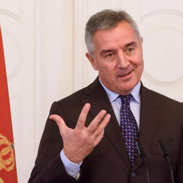 Milo Đukanović: Prije nekoliko godina bili smo na udaru ruskih interesa koji su htjeli spriječiti ulazak Crne gore u NATO