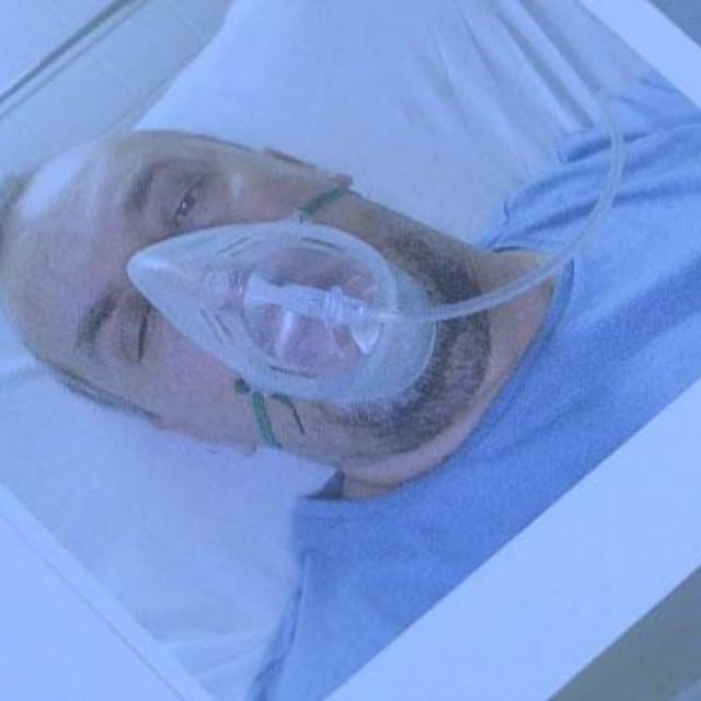 Darije je preživio bolnički pakao