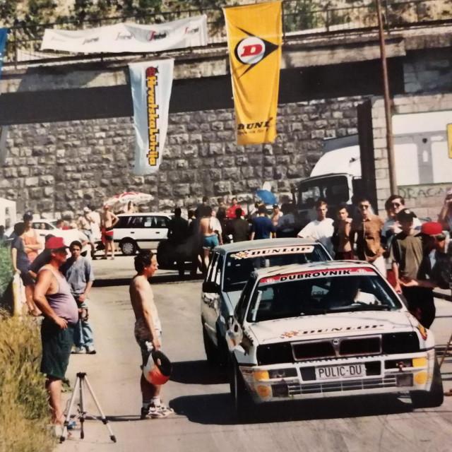 Start povijesne utrke u Kninu