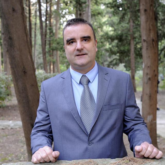 Robert Koharević trenutno je obnašatelj dužnosti voditelja stručne službe