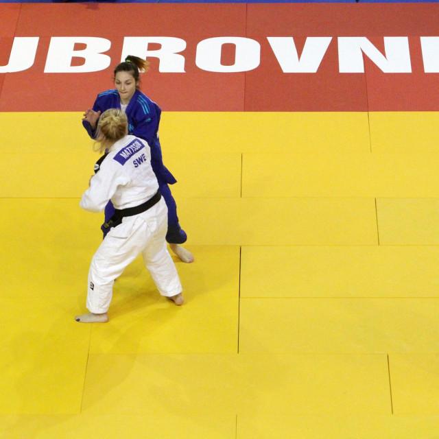Europski seniorski judo kup u Dubrovniku foto: Tonči Vlašić
