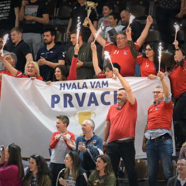 RKHM Dubrovnik je na kraju sezone 2018./19. slavio ulazak u najveći rang, PAKET 24 Premijer ligu