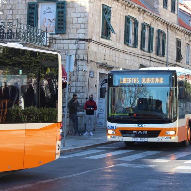 Libertas nabavlja nove autobuse
