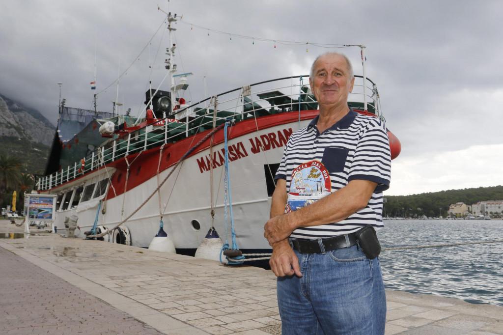'Nećete me više vidjeti kraj broda kada se maknem'
