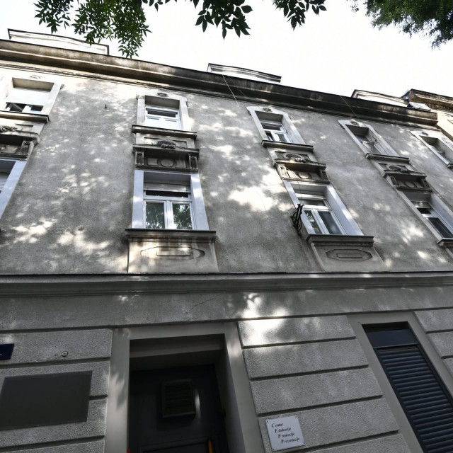 Klub u vlasništvu jedne od tvrtki predsjednika uprave Janafa Dragana Kovačevića, na adresi Slovenska 9<br />